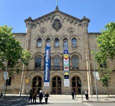 Façana CRAI Biblioteca de Reserva