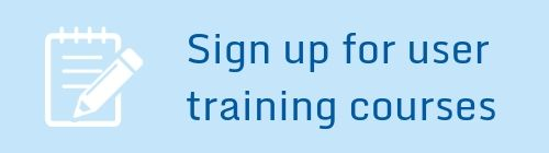 Sign up for user training courses