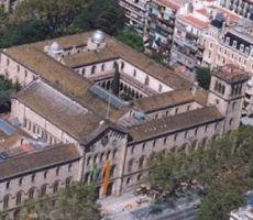 Foto: edifici del CRAI Biblioteca de Matemàtiques