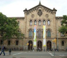 Façana del CRAI Biblioteca de Reserva