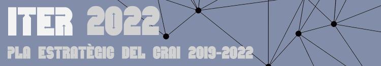Iter 2022. CRAI Strategic plan 2019-2022