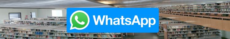 Servei de WhatsApp al CRAI Biblioteca del Campus de Mundet