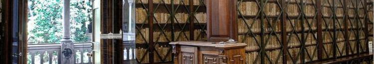 Sala de manuscrits del CRAI Biblioteca de Reserva
