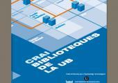Imatge de la portada de la guia general del CRAI de la UB 2a edició (2008)