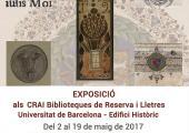 Cartell Antics posseidors CRAI Reserva