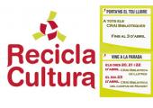 Campanya solidària Recicla Cultura 2020