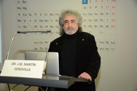 Inauguració exposició Cent anys de la relativitat general. Conferència de