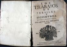 Cervantes, Miguel de. Los Trabajos de Persiles