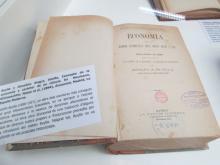 Buylla y González Alegre, Adolfo, Concepto de la economía y carácter de su ciencia. En Neumann, Kleinwachter, Nasse (et al.)(1894), Economía. Madrid, La España Moderna.