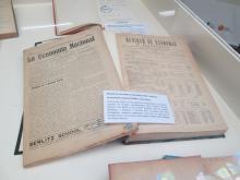 Revista de economía y hacienda. (1925-). Madrid. / La economía nacional. (1909-). Barcelona