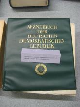 Arzneibuch der Deutschen Demokratischen Republik : 2. AB DDR. 2. Ausgabe. 1975.