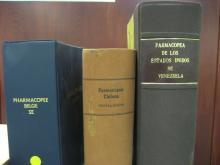 Farmacopea belga, xilena i veneçolana