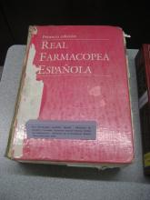 Real Farmacopea Española. 1997