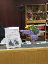 El fons de farmacopees del CRAI Biblioteca de Farmàcia: passat i present. Sant Jordi 2013