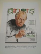 Portada revista Mutis