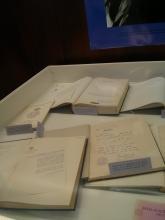 Llibres exposats