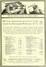 Substàncies fabricació britànica
