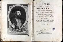Solís, Antonio de, 1610-1686. Historia de la conquista de Mexico ...