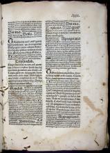 Nicolaus, Salernitanus, actiu s. XII. Antidotarium