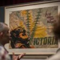 Exposició Renau. El combat per una nova cultura al Born Centre Cultural amb col·laboració del CRAI Biblioteca del Pavelló de la República