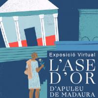 Exposició L'Ase d'or d'Apuleu de Madaura al CRAI Biblioteca de Lletres