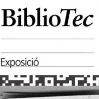"""El CRAI UB a l'exposició """"BiblioTec: cent anys d'estudis i professió bibliotecària, 1915-2015"""""""