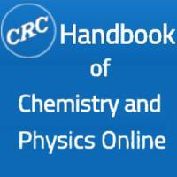 CRC Handbook of Chemistry and Physics Online. Nou recurs electrònic a la vostra disposició
