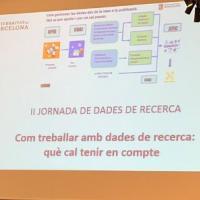 El CRAI participa a la II Jornada de dades de Recerca