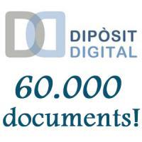 El Dipòsit Digital de la UB arriba als 60.000 registres