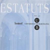 """""""Universitat de Barcelona: ordinacions i estatuts"""". Nova col·lecció a BiPaDi"""