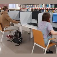 CRAI Biblioteca de Farmàcia i Ciències de l'Alimentació. Nou equipament al Campus Diagonal