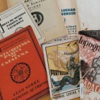 Acabada la catalogació del Fons Figueras del CRAI Biblioteca del Pavelló de la República