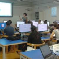 Nova aula d'ordinadors al CRAI Biblioteca de Medicina