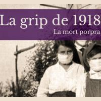 La grip de 1918: la mort porpra. Nova exposició virtual del CRAI Biblioteca Filosofia, Geografia i Història