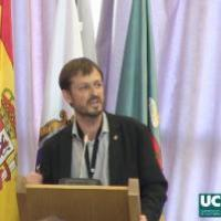 Ignasi Labastida dóna la conferència d'inauguració de la XXIII Asamblea REBIUN
