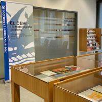 El CEHI i la historiografia catalana: 70 anys d'Història a la Universitat de Barcelona. Exposició al CRAI Biblioteca de Filosofia, Geografia i Història