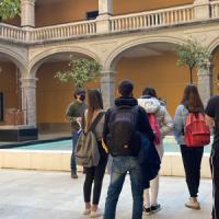 Visita guiada al CRAI Biblioteca del Campus de Mundet