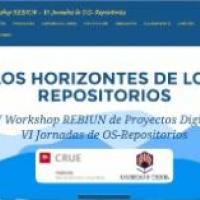 La Unitat de Recerca del CRAI UB a les VI Jornadas de OS-Repositorios de Córdoba