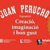 Joan Perucho. Creació, imaginació i bon gust. Exposició al CRAI Biblioteca de Lletres