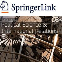 Nova col·lecció de llibres electrònics: SpringerLink eBooks Political Science and International Studies