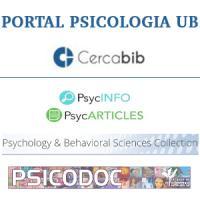 Portal Psicologia UB. Nova eina de cerca a bases de dades