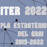 ITER 2022. Presentació del nou Pla Estratègic del CRAI 2019-2022