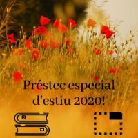 Préstec especial d'estiu 2020 als CRAI Biblioteques de la UB