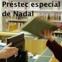 Préstec especial de Nadal als CRAI Biblioteques de la Universitat de Barcelona