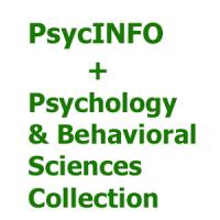 PsycINFO / Psychology & Behavioral Sciences Collection. Novetats en les bases de dades