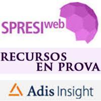 "Dos nous recursos electrònics en prova: ""SpresiWeb"" i ""Adis Insight"""