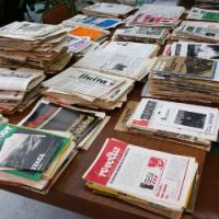 Donacions en temps de pandèmia al CRAI Biblioteca del Pavelló de la República