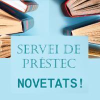 Novetats en el préstec de documents dels CRAI Biblioteques de la UB