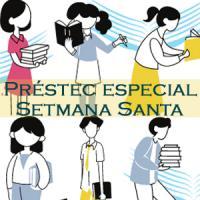 Préstec especial de Setmana Santa 2021 als CRAI Biblioteques de la UB