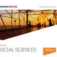 Springer Nature eBook collections: Social Sciences. Nova subscripció